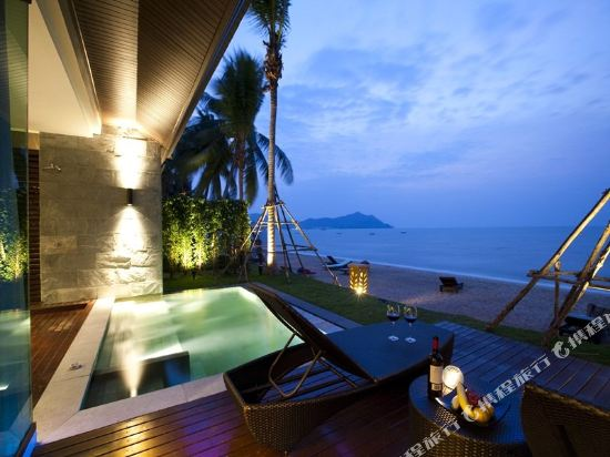 大海沙灘陽光度假酒店(Sea Sand Sun Resort and Villas)眺望遠景