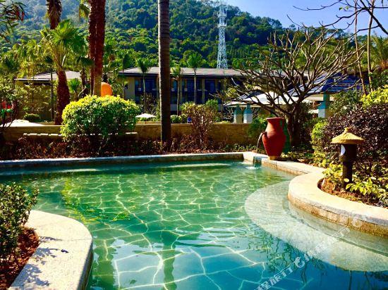廣州卓思道温泉度假酒店(Just Stay Resort)室外游泳池