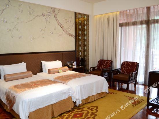 台北圓山大飯店(The Grand Hotel)高級客房