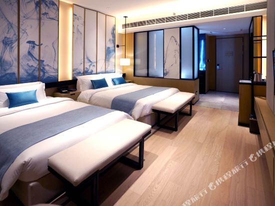 雲和夜泊酒店(上海國際旅遊度假區野生動物園店)(Yun He Ye Bo Hotel (Shanghai International Tourist Resort Wild Animal Park))迪斯尼親子房9