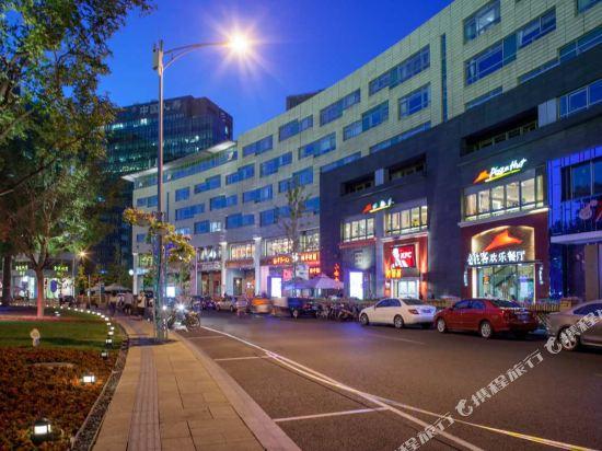 北京金融街酒店式公寓(The Apartments on Financial Street)周邊圖片