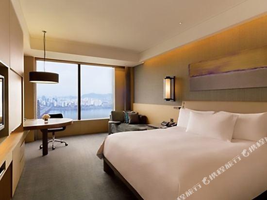 韓國首爾國際金融中心康萊德酒店(Conrad Seoul IFC Korea)尊貴房