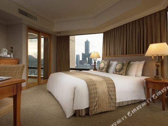 高雄寒軒國際大飯店(Han-Hsien Internation Hotel)全景客房