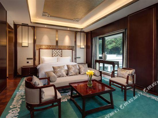 杭州三台山莊(Sunday Sunny Resort)湖景套房