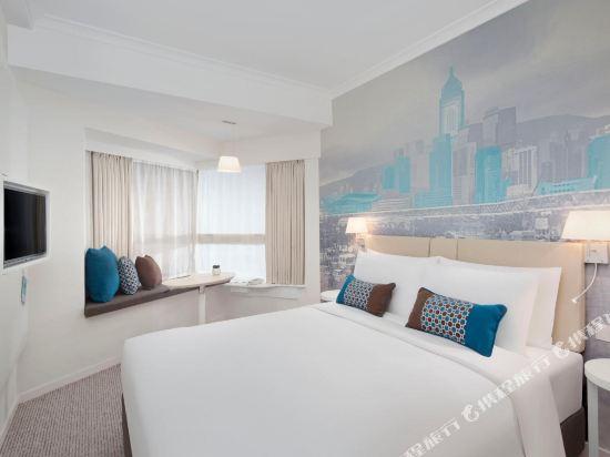 香港遨舍衞蘭軒(OZO Wesley Hong Kong)標準房