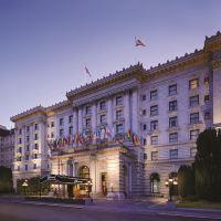 舊金山費爾蒙酒店酒店預訂