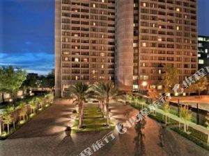 休斯頓商業街逸林套房酒店(DoubleTree Suites by Hilton Hotel Houston by The Galleria)