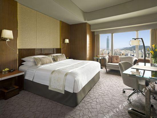 香格里拉台北遠東國際大飯店(Shangri-La's Far Eastern Plaza Hotel Taipei)尊榮客房