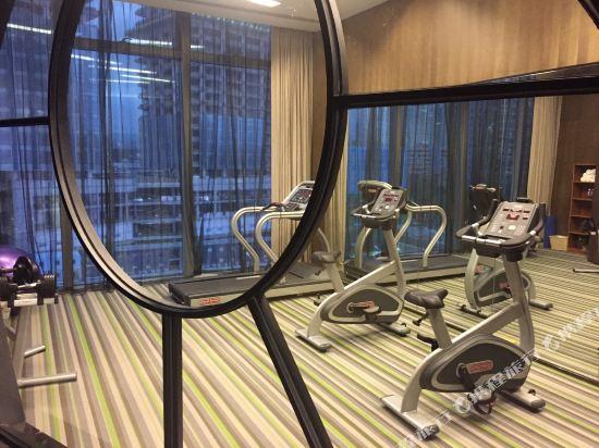 深圳濱河時代亞朵S酒店(Atour S Hotel)健身娛樂設施