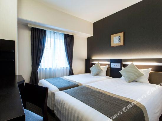 大阪新阪急酒店別館(New Hankyu Hotel Annex)3-1_コンパクトツイン