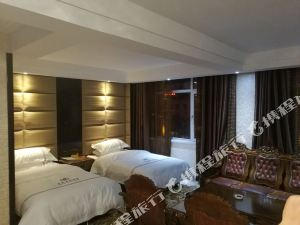 德令哈萬豪品質酒店