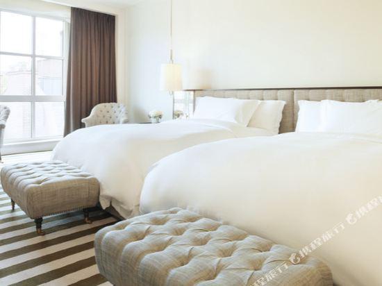 倫敦瑰麗酒店(Rosewood London)家庭房