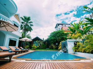 暹粒幸福里別墅酒店(Happiness Hu Tong Villa Siem Reap)