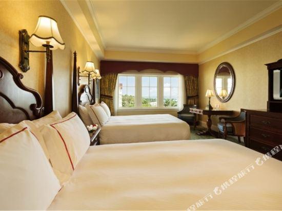 香港迪士尼樂園酒店(Hong Kong Disneyland Hotel)海景客房