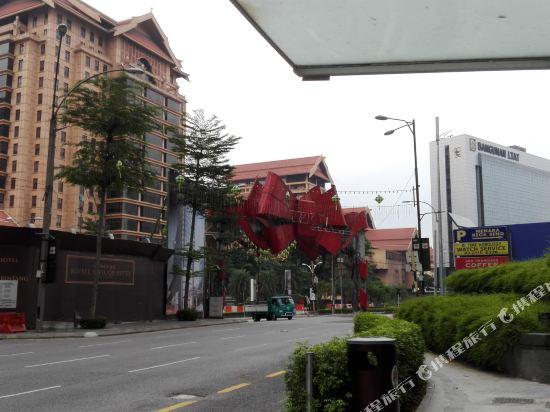 鉑爾曼吉隆坡城市中心大酒店(Pullman Kuala Lumpur City Centre Hotel & Residences)周邊圖片