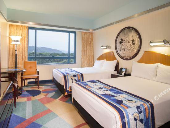 迪士尼好萊塢酒店(Disney's Hollywood Hotel)豪華客房