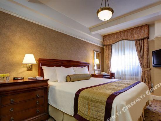 惠靈頓酒店(Wellington Hotel)大床房