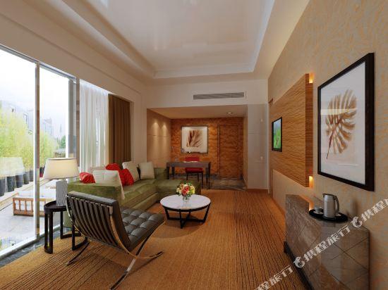 珠海竹林酒店(Bamboo Plaza Zhuhai)花園套房