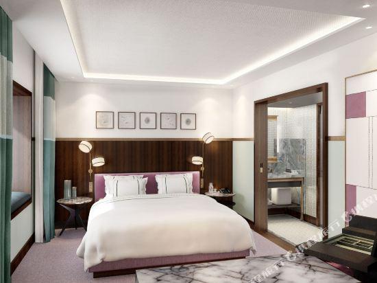 首爾艾美酒店(原,首爾麗思卡爾頓酒店)(Le Meridien Seoul)麗思卡爾頓經典房
