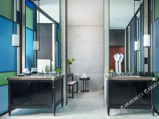 佛山羅浮宮索菲特酒店(Sofitel Foshan)索菲特俱樂部奢華房新中式風格