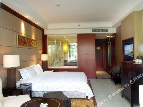 三正半山酒店(東莞橋頭店)(Goodview Hotel (Dongguan Qiaotou))園景區高級房