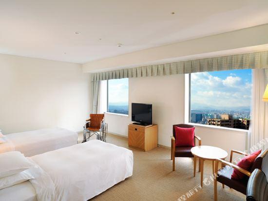 札幌艾米西亞酒店(Hotel Emisia Sapporo)無障礙房