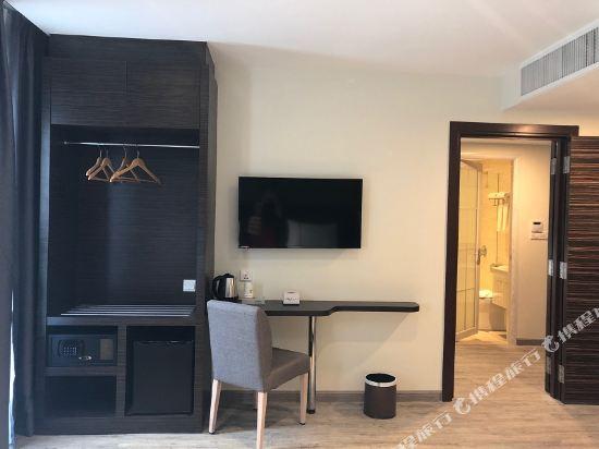 吉隆坡城市便捷唐人街酒店(City Comfort Hotel (China Town) Kuala Lumpur)家庭房