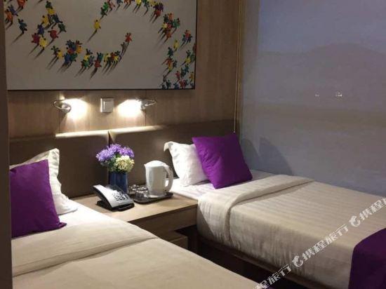 香港郵輪酒店(Cruise Hotel)標準雙床房