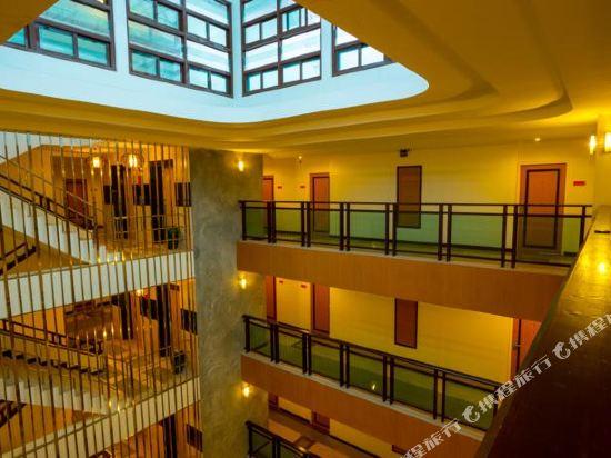 普里瑪旺加瑪酒店(Prima Wongamat Hotel)公共區域