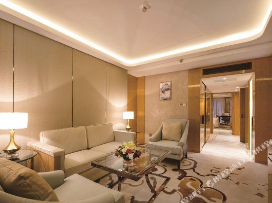 北京賽特飯店(SciTech Hotel)高級套間