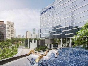 諾富特新加坡史蒂文斯酒店(Novotel Singapore on Stevens)