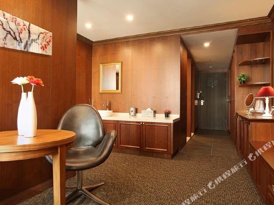 空中花園東大門金斯敦酒店(Hotel Skypark Kingstown Dongdaemun)特大床套房