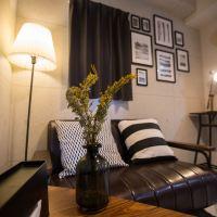 大阪川House花園町現代主題公寓酒店預訂