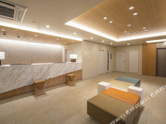 相鐵Fresa Inn-京都站八條口(Sotetsu Fresa Inn Kyoto-Hachijoguchi)公共區域