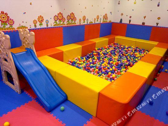 香港嘉湖海逸酒店(Harbour Plaza Resort City)兒童樂園/兒童俱樂部