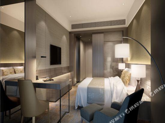 上海浦東主題樂園萬信酒店(Wassim Hotel (Shanghai Pudong Theme Park))標準大床房