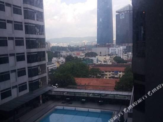 吉隆坡華氏88摩爾公寓
