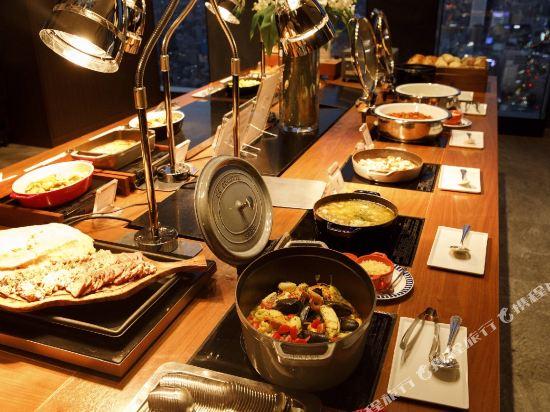 名古屋王子大飯店(Nagoya Prince Hotel Sky Tower)餐廳