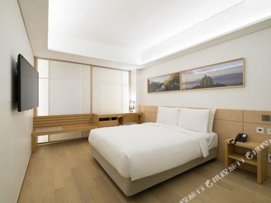 首爾明洞喜普樂吉酒店(原首爾黃金鬱金香M酒店)(Sotetsu Hotels The SPLAISIR Seoul Myeongdong)行政扁柏大床房