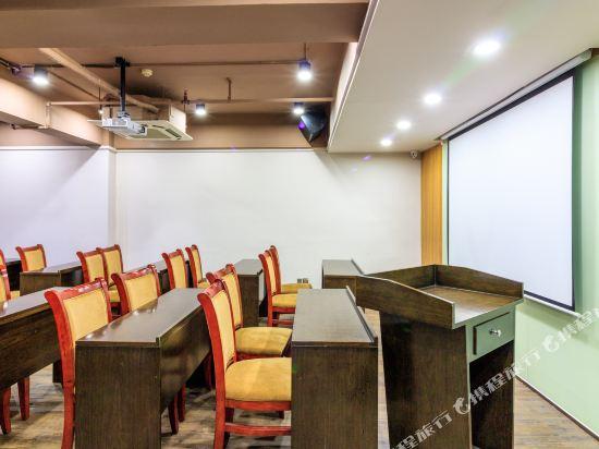 迎商·雅蘭酒店(廣州北京路店)(YING SHANG YALAN HOTEL)會議室