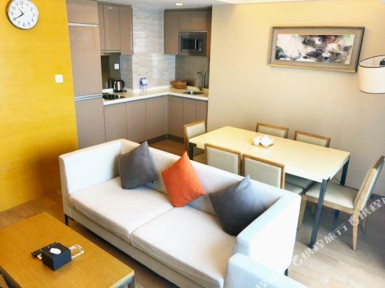 佛山友和酒店式服務公寓(Yuwa Residences & Hotel)行政豪華二房