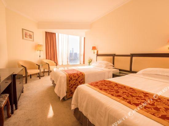 深圳寰宇大酒店(Shenzhen Universal Hotel)湖景標準雙床房