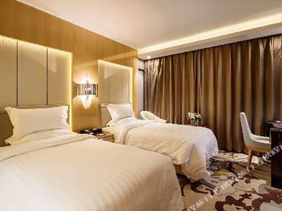 北京賽特飯店(SciTech Hotel)商務雙床間