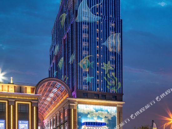 常州環球港郵輪酒店(Global Harbor Cruise Hotel)外觀