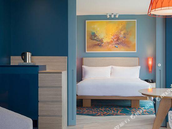 華欣瓦納納瓦假日酒店&度假村(Holiday Inn Resort Vana Nava Hua Hin)天空套房