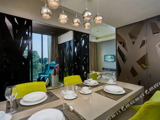 新加坡城東樂怡渡假村(D'Resort @ Downtown East Singapore)雨林尊貴套房
