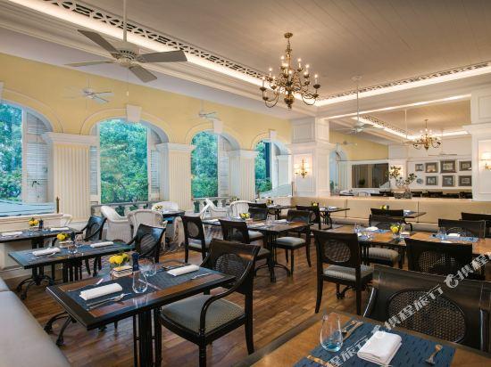 澳門金麗華酒店(Grand Lapa Hotel Macau)西餐廳