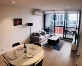 墨爾本中心商業區維多利亞港短住服務式公寓酒店