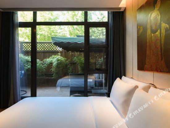 北京東直門亞朵S酒店(Atour S Hotel (Beijing Dongzhimen))幾木庭院大床房