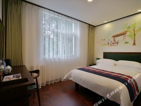 時光漫步懷舊主題酒店(北京地壇國展中心店)(Nostalgia Hotel (Beijing Ditan National Exhibition Center))時光大床房